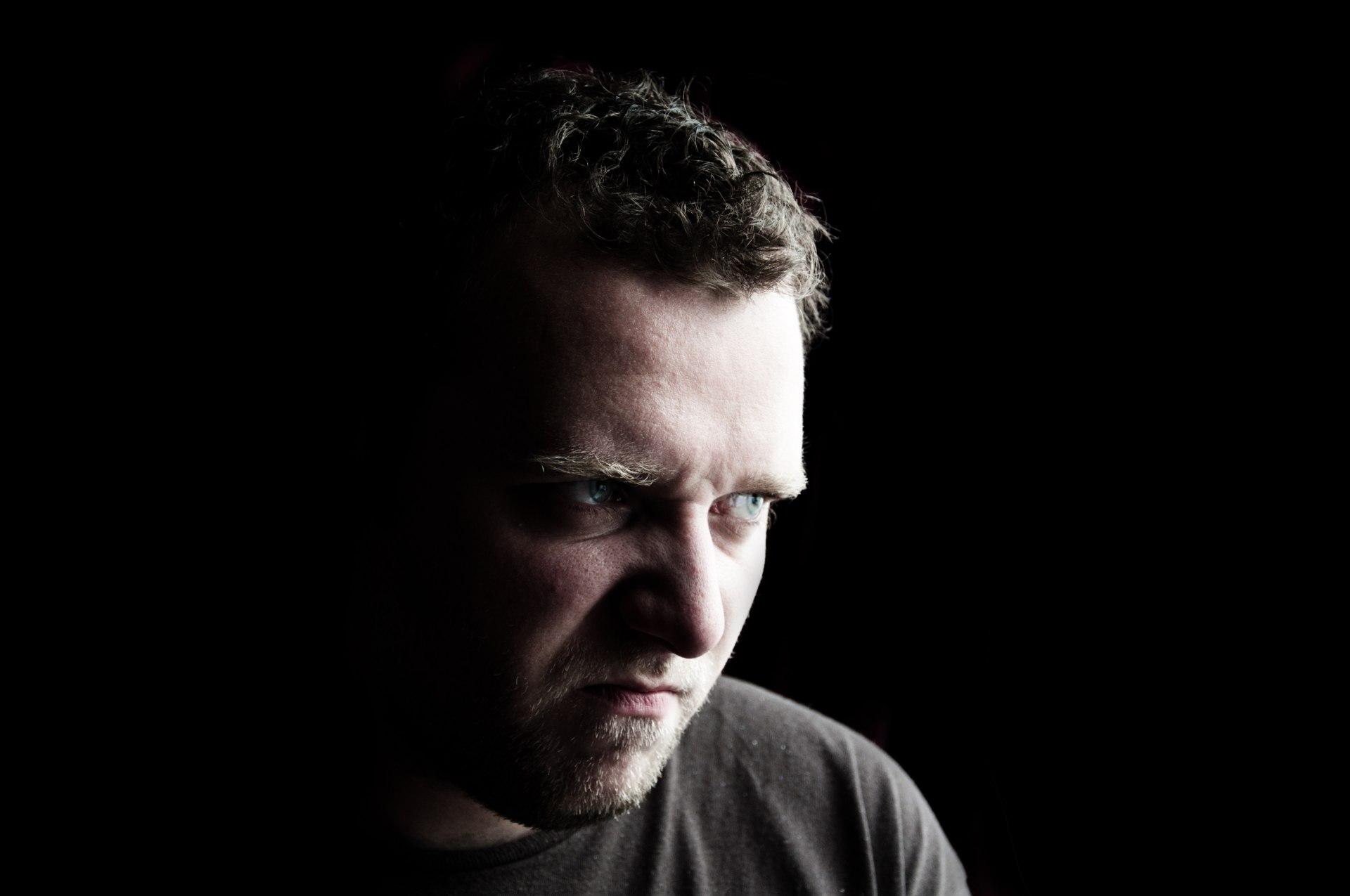Angry by Jonathan Grenier